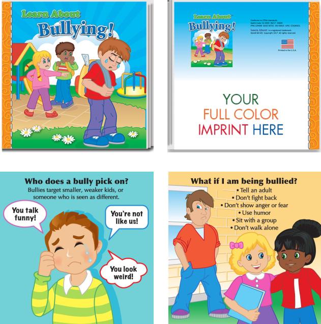 Bullying Storybooks