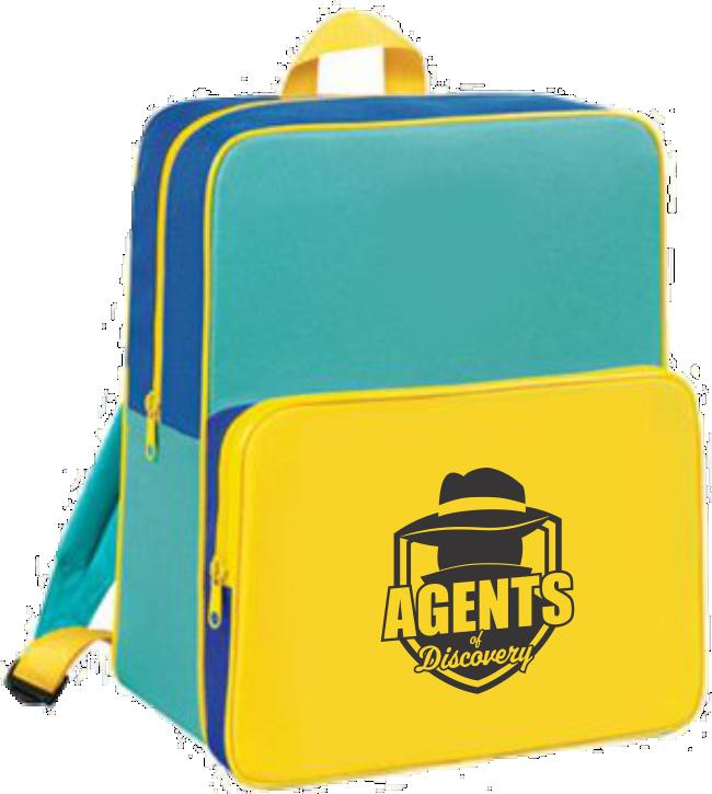 Backpack - Tri-Color