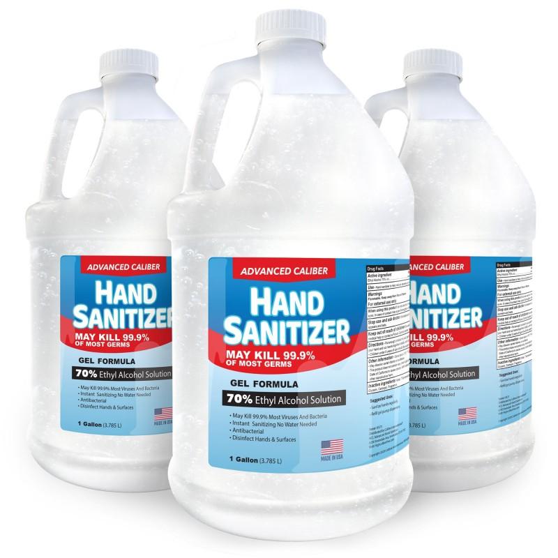 Hand Sanitizer Gel - 1 Gallon