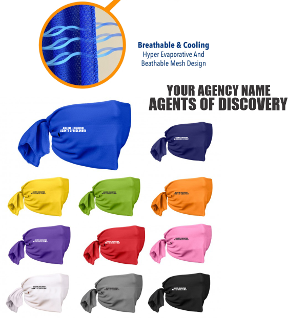 Tie-Back Face Mask