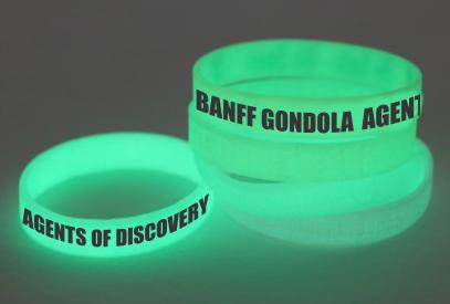Wristband - Glow in the Dark