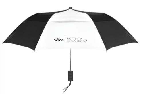 Vented Windproof Auto-Open Umbrella