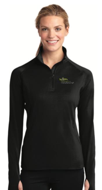Sport-Tek Stretch 1/2-Zip Sweatshirt