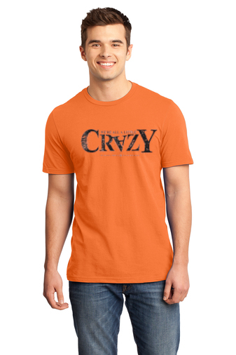 District Very Important Tee - 'Crazy' Logo