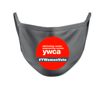 #YWomenVote Face Mask