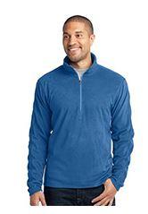 Men's Microfleece 1/4 Zip Pullover MIDF224