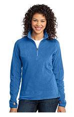 Ladies Microfleece 1/4 Zip Pullover MIDL224