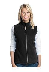 Ladies Microfleece Vest MIDL226