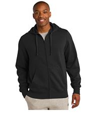 Full Zip Hooded Sweatshirt MIDST258