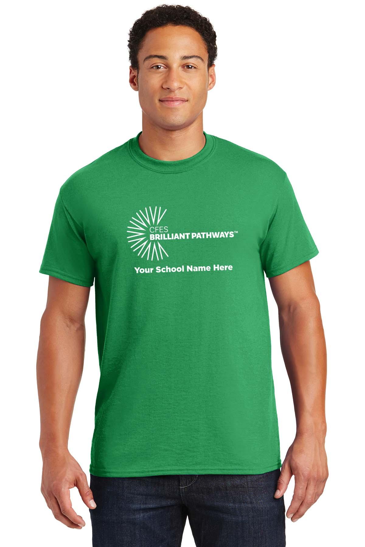 Unisex Wicking T-shirts