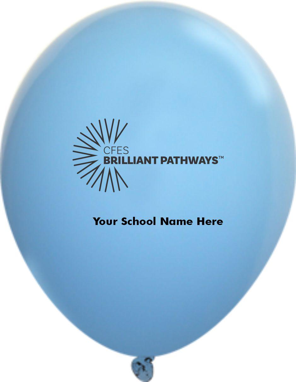 "Standard 11"" Latex Balloons"