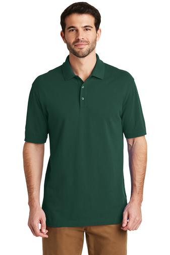 Port Auth 100% Cotton Polo