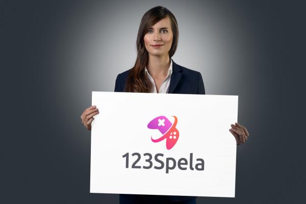 Sample branding #1 for 123spela