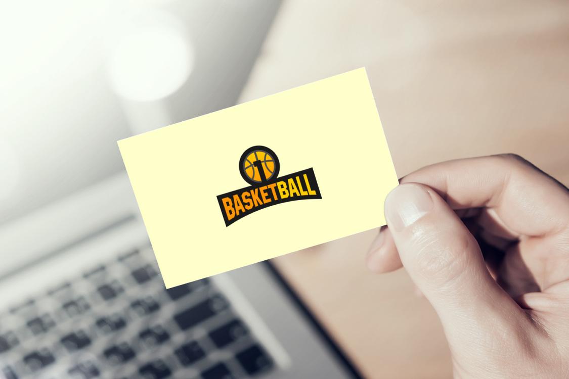 Sample branding #1 for 1basketball