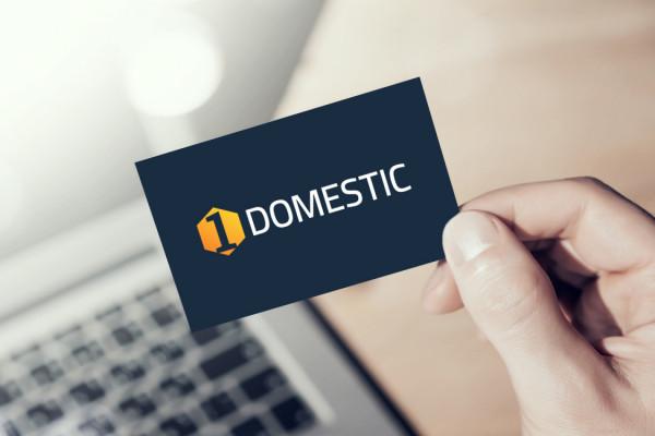 Sample branding #2 for 1domestic