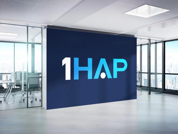 Sample branding #3 for 1hap