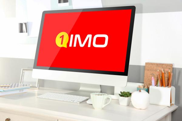 Sample branding #2 for 1imo
