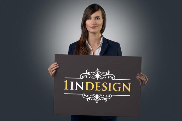 Sample branding #2 for 1indesign