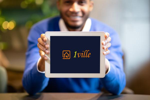 Sample branding #2 for 1ville