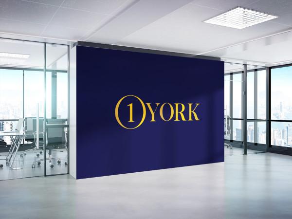 Sample branding #1 for 1york