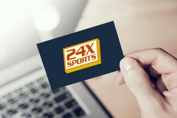Sample branding #2 for 24xsports