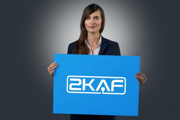 Sample branding #2 for 2kaf