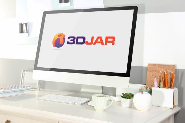 Sample branding #3 for 3djar
