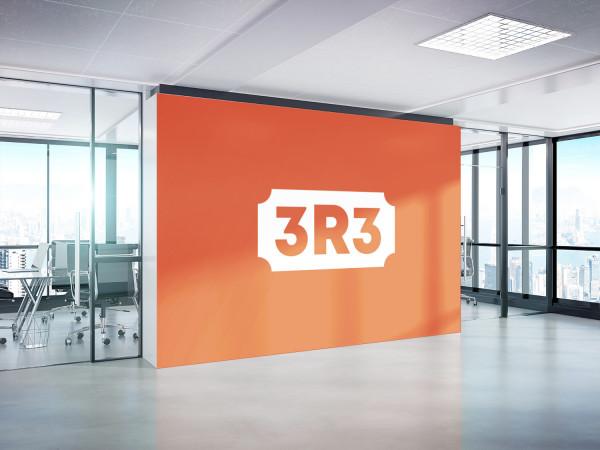 Sample branding #1 for 3r3