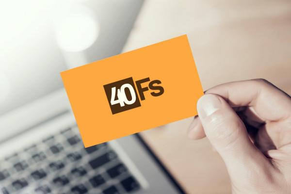 Sample branding #2 for 40fs