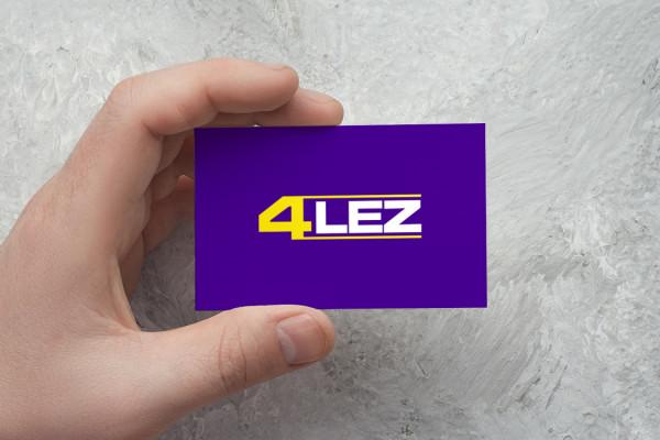 Sample branding #3 for 4lez