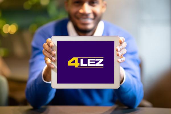 Sample branding #2 for 4lez
