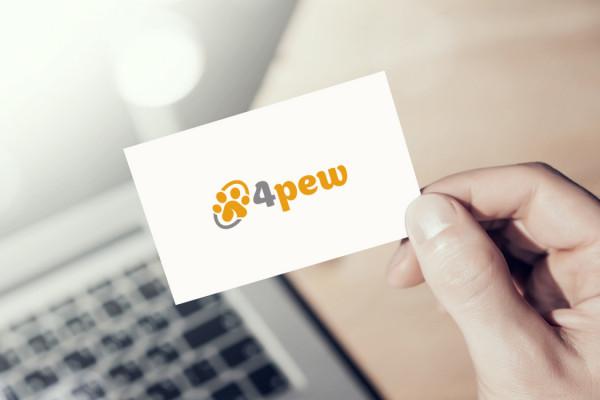 Sample branding #1 for 4pew