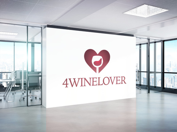 Sample branding #3 for 4winelover