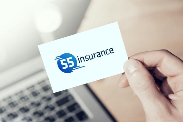 Sample branding #2 for 55insurance