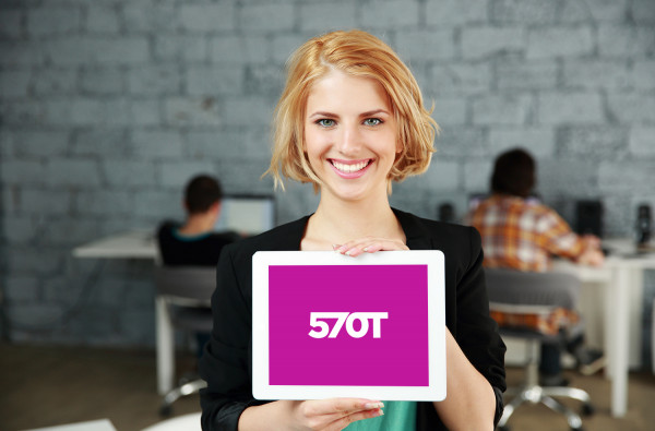 Sample branding #2 for 570t