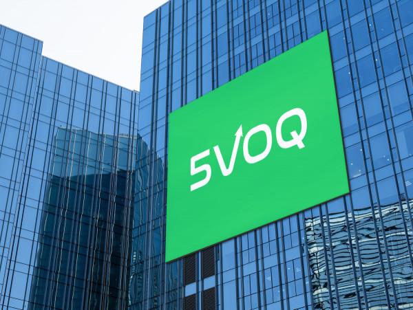 Sample branding #2 for 5voq