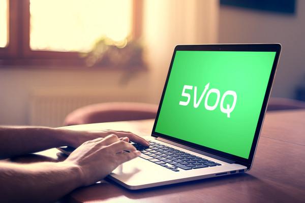 Sample branding #1 for 5voq