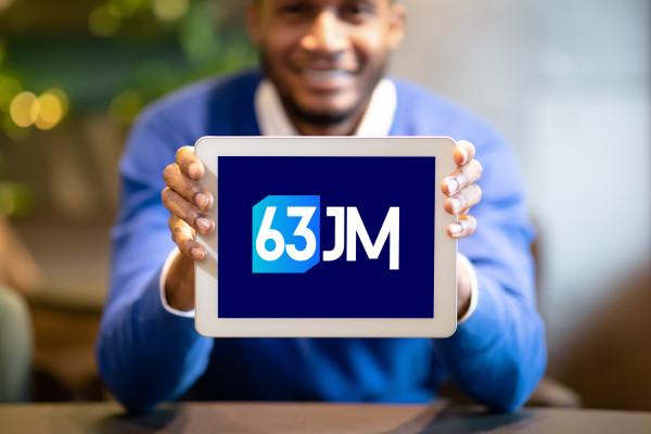 Sample branding #2 for 63jm
