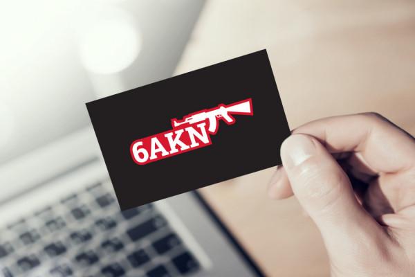 Sample branding #3 for 6akn
