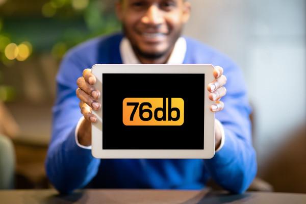 Sample branding #2 for 76db