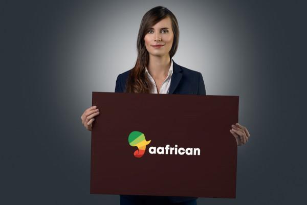 Sample branding #2 for Aafrican
