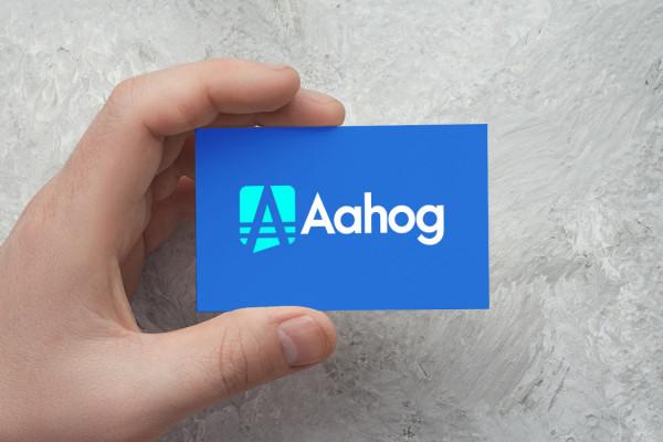 Sample branding #2 for Aahog