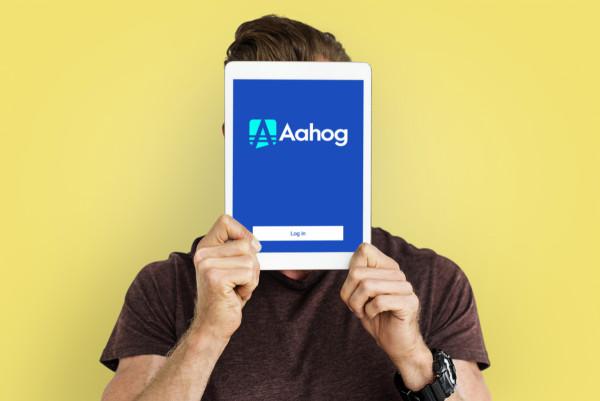 Sample branding #3 for Aahog