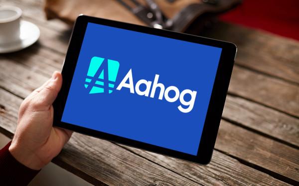 Sample branding #1 for Aahog