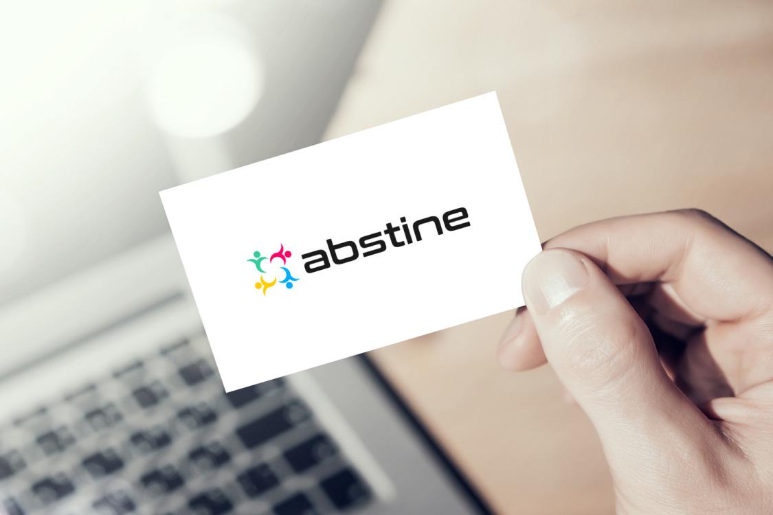 Sample branding #2 for Abstine