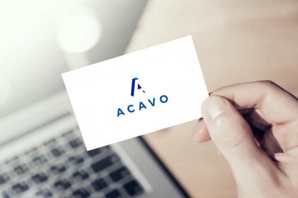 Sample branding #1 for Acavo