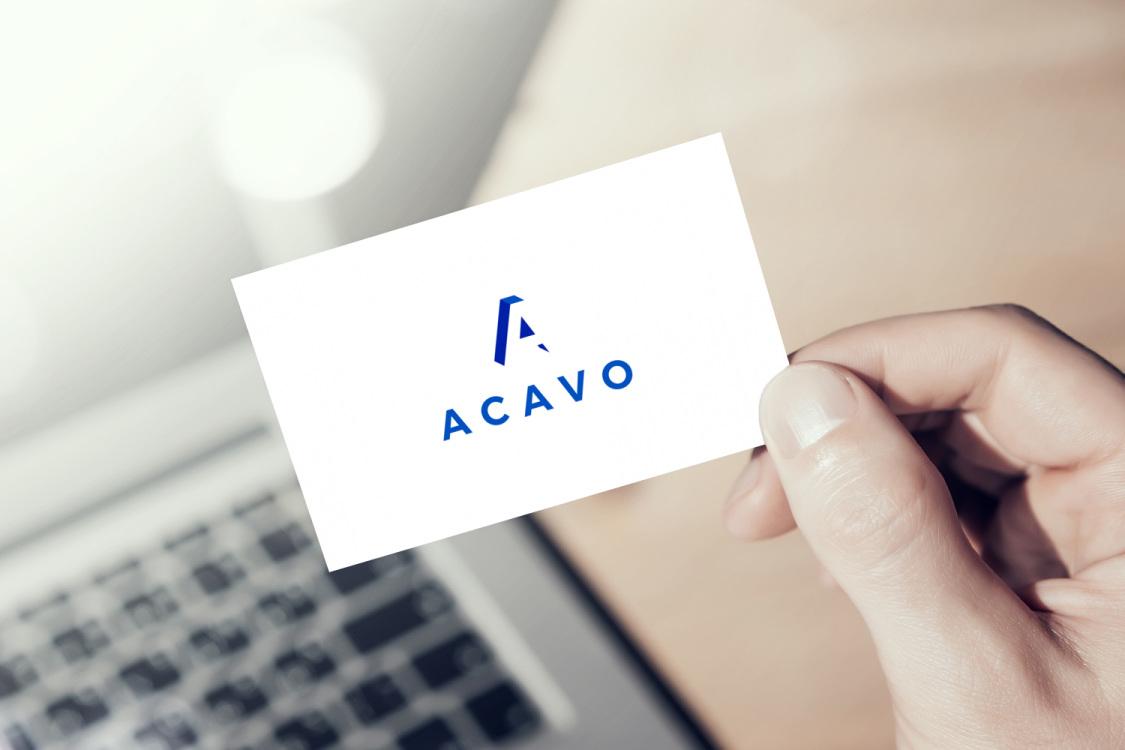 Sample branding #2 for Acavo