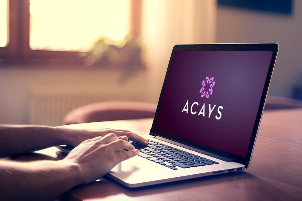 Sample branding #1 for Acays