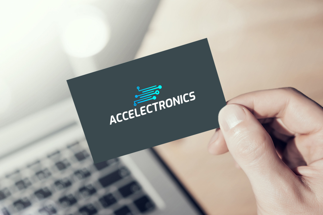 Sample branding #3 for Accelectronics