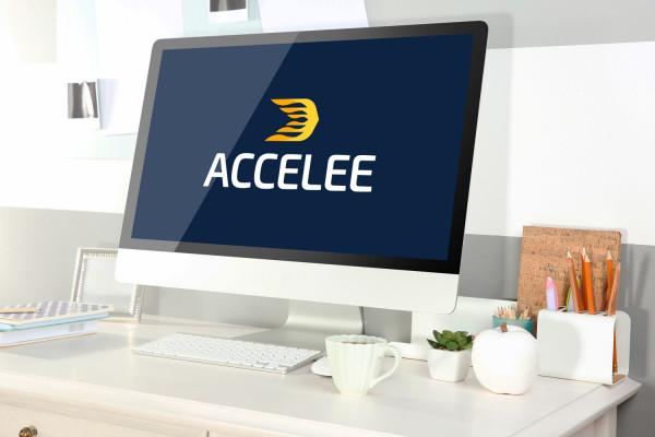 Sample branding #3 for Accelee